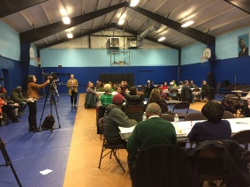 Community Meeting 1 - A.D. Lewis Community Center