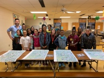 Youth Engagement Meeting at Spring Hill Elementary
